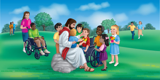 Jesus Special Needs Kids2